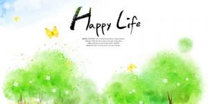 与幸福有关的十个词语