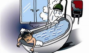 冬季洗澡如何预防一氧化碳中毒